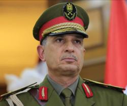 Iraq's Chief-of-Staff Receives US Counterpart