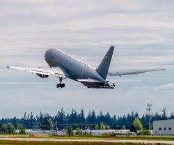 Japan Selects Boeing's KC-46 Tanker