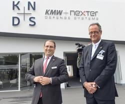 KMW, Nexter Join Forces on Main Ground Combat System