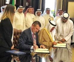 Kuwait, US Sign Memo of Cooperation in Aviation Security