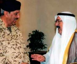 Kuwait Defense Minister Concludes Visit to Bahrain