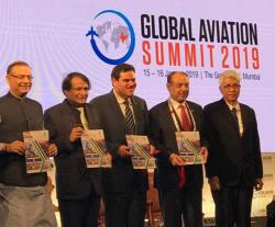 Kuwait Joins Global Aviation Summit in Mumbai