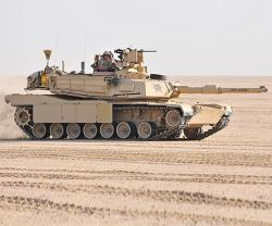 Kuwait Requests M1A2K Training Ammunition