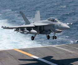 L3Harris Wins US Navy Contract for F/A-18 Electronic Warfare System