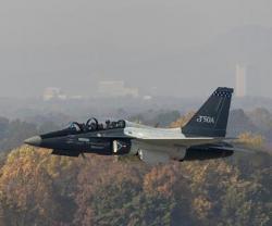 Lockheed Martin Begins T-50A Flight Operations