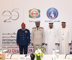 Largest Editions of IDEX, NAVDEX Start on Sunday