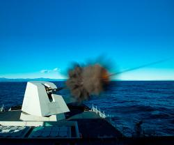 Leonardo Concludes Webinar Series on Naval Defense for the Middle East