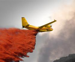 Leonardo Eyes Enhanced Firefighting System for C-27J Aircraft