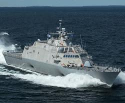Lockheed Martin, Fincantieri Marinette Marine to Build LCS 27