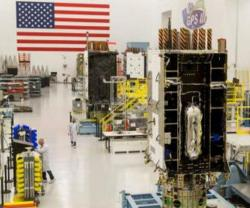 Lockheed Martin Selected for GPS III Follow-on Contract