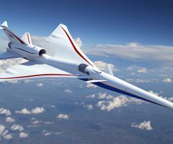Lockheed Martin Skunk Works® to Build X-Plane for NASA