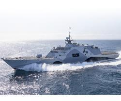 Lockheed Martin to Build Multi-Mission Surface Combatant for Saudi Arabia