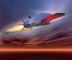 Lockheed Martin to Develop New Hypersonic Missile for U.S. Air Force