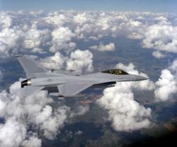 Lockheed Martin to Modernize Republic of Korea's F-16s