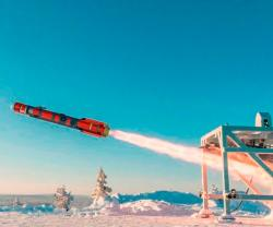 MBDA Conducts First Brimstone 3 Missile Firing