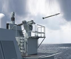 MBDA Unveils SPIMM Self-Protection Module for Surface Ships