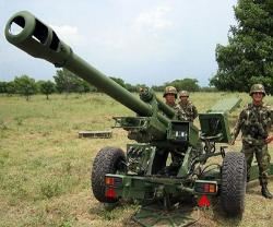 Malaysian Defense Ministry Opts for 18 105LG1 Artillery Systems
