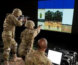 Meggitt Displays Live-Fire, Virtual Solutions at IDEX 2019