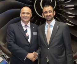 Mubadala, Rolls-Royce Confirm Partnership in Abu Dhabi Aerospace Hub