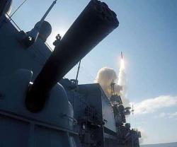 New Russian Frigates to Carry 48 Kalibr Cruise Missiles