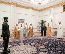 New UAE Military Judiciary Officials Take Oath