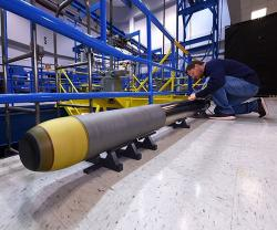 Northrop Grumman Builds Very Lightweight Torpedo for US Navy