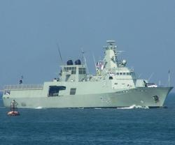 "Oman, Pakistan Start ""Good Fruit"" Naval Drill"