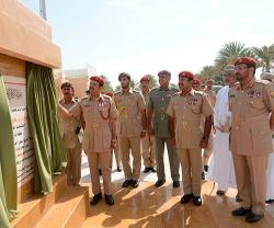 Oman's Army Marks Transformation of Frontiers Force into Mechanized Infantry