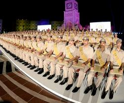 Oman's Military Technological College Fêtes Second Batch Graduates