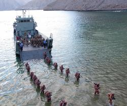 Omani, British Forces Execute Joint 'Mountain Strom' Exercise