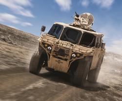 Oshkosh Defense Concludes Participation at SOFEX 2018