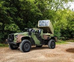 Oshkosh Defense Displays Two JLTV at Modern Day Marine 2019