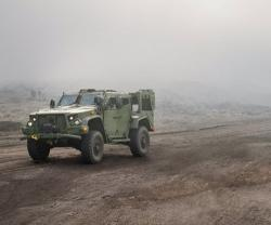Oshkosh Defense to Supply 322 JLTV to Belgian Defense Forces