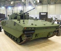 Otokar Debuts its TULPAR Light Tank at Eurosatory
