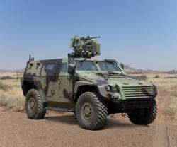 Otokar Wins Cobra II Armored Vehicles Contract