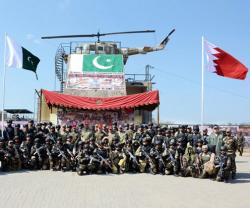 Pakistan, Bahrain Conclude 'Badr 4' Joint Military Drill