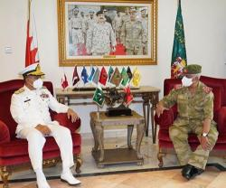 Pakistan's Chief of Naval Staff Concludes Visit to Bahrain
