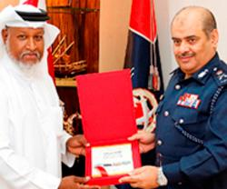 Bahrain Public Security Chief Attends Graduation Ceremony