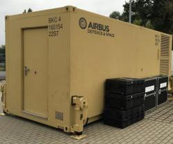 Airbus Supplies Support Communications to German Troops at 15 Sites Worldwide