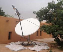 Airbus Provides SatCom for EU Security Missions in Africa