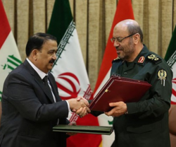 Iran, Iraq Sign MoU on Defense, Military Cooperation