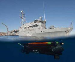 ATLAS ELEKTRONIK to Modernize 3 German Minehunting Vessels