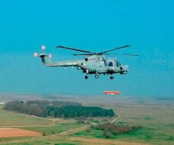 MBDA Tests Sea Venom with Lynx, Super Lynx Helicopters