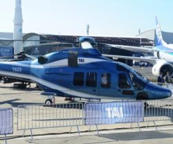 TAI Reveals New T625 Multi-Role Helicopter