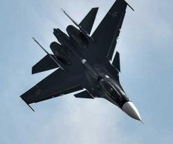 Russian Naval Aviation to Get 2 Su-30SM Advanced Fighters