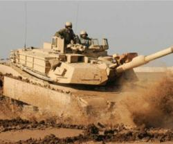 Saudi Arabia Orders More Abrams Main Battle Tanks