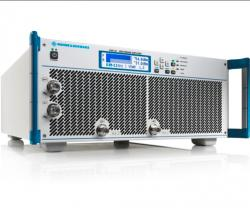 Rohde & Schwarz Unveils World's First Broadband Amplifiers