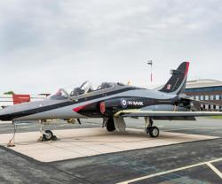 New Advanced Hawk Demonstrator Conducts First Flight
