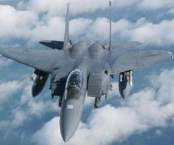 Qatar Requests Support for F-15QA Fighter Program