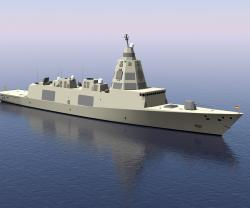 Navantia Selects GMV's Navigation System for Spain's Future F-110 Frigates